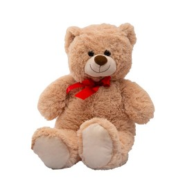 """BEST MADE TOYS Peluche Oso Lazo Rojo 24"""""""