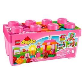 LEGO Caja Duplo Rosa Todo en uno