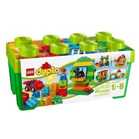 LEGO Caja Duplo Verde Todo en uno