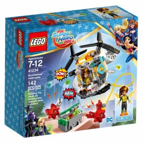 LEGO DC Super Hero Girls Helicóptero Bumblebee