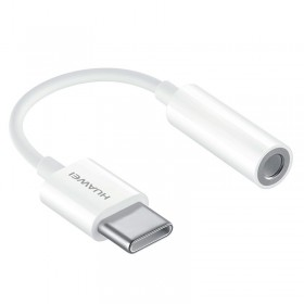 Adaptador HUAWEI USB-C a Audífonos 3.5 mm