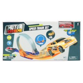 MOTOR EXTREME Pista de carros speed track set