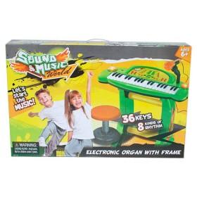 SOUND & MUSIC WORLD organeta electronica