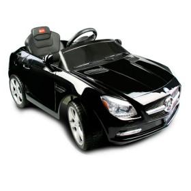RASTAR Carro Mercedes Benz SLK Mod 81200 Negro para niños