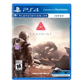 Videojuego PS4 VR Farpoint