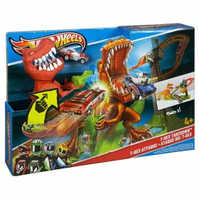 HOT WHEELS Duelo de t-rex