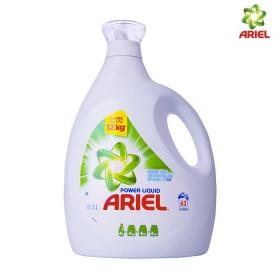 Detergente Líquido Ariel 4Lt