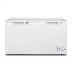Congelador MABE Horizontal 430Lt ALASKA430B Blanco