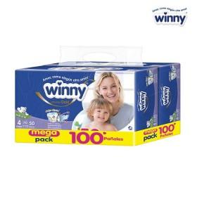 Pañal WINNY Gold Etapa 4 Caja 100 PRECIO ESPECIAL