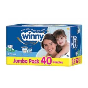 Pañal WINNY Gold Etapa 5 Jumbo x40 unidades