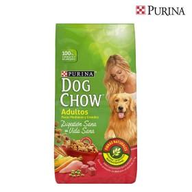 Alimento para Perros DOG CHOW Adulto Razas Razas Medianas y Grandes 8 Kg