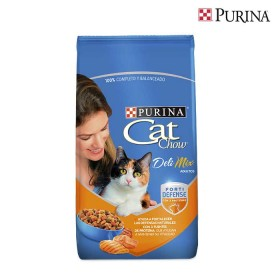 Alimento para Gatos CAT CHOW Adultos Mix 1.5Kg