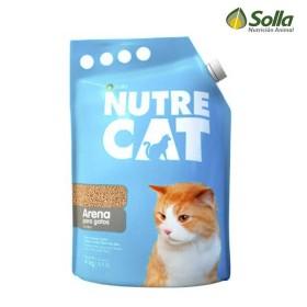 Arena para Gatos NUTRECAT 4Kg