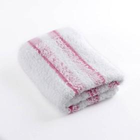 Toalla de manos FATELARES wet rayas 40 x 70 cm Rosada