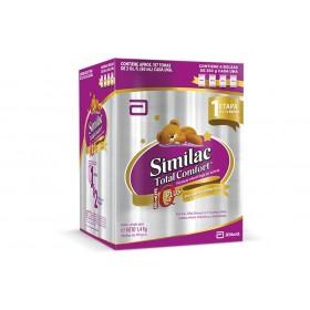 Alimento Lácteo SIMILAC 1 Total Comfort de 0 a 12 meses 1400g