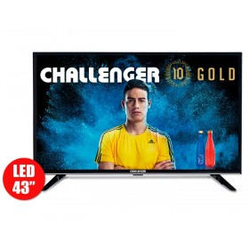 "TV 43"" 109cm CHALLENGER LED 43T21 FHD Internet"