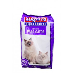 Alimento para Gato ALKOSTO 2Kg