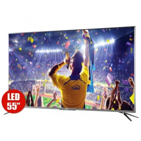 "TV 55"" 139cm KALLEY LED 55 4K-UHD INSS"