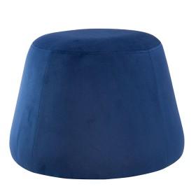 Puff K-LINE Gamuza Azul