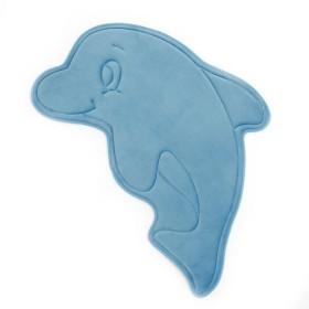 Tapete de baño K-LINE Delfín Azul