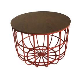 Mesa Decorativa TUKASA Roja