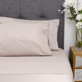 Juego de cama K-LINE Doble FE Kaki 100% Microfibra