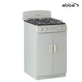 """Estufa ABBA 20"""" AB1005N A Gas Natural Color Almendra"""
