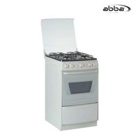 """Estufa ABBA 20"""" AB2016N A Gas Natural Color Almendra"""