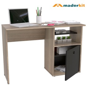 Escritorio MADERKIT Studio Espresso Wengue
