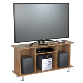 "Mesa para TV 42"" INVAL Cordoba Amaretto"