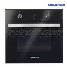 Horno de Empotrar CHALLENGER Mixto HG2560 Negro