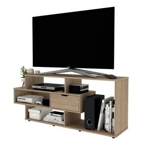 """Mesa TV 50"""" PRACTIMAC Boreal Rovere"""