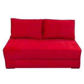 Sofá Cama ESPUMADOS Lazzo Murano Rojo