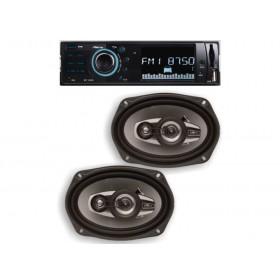 Combo Car Audio BETTER BT1320 + 6x9