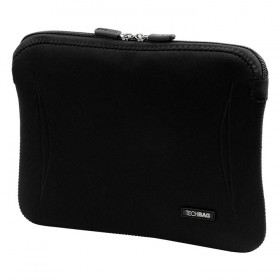 "Funda Portátil TECHBAG 15"" Negro"