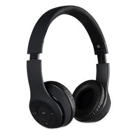 Audifono esenses Grandes Bluetooth Negro