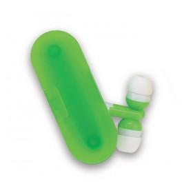 Audífonos ESENSES Alambrico InEar 3.5 Verde