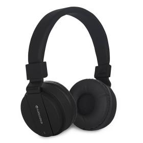 Audífonos ESENSES OnEar Inalambrico Bluetooth Negro