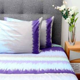 Juego de cama K-LINE Doble Multicolor 5 Microfibra 100%