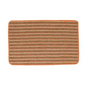 Tapete de baño TAPELANDIA Mix Grama 70 x 45 cm Terra/Gris/Café