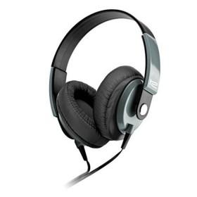 Audifonos Klipxtreme Alambricos On Ear M/ClVol Gris