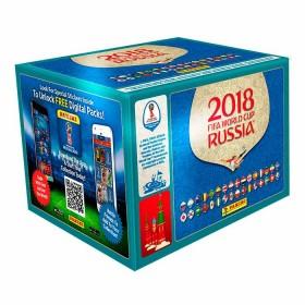 Caja x 104 Sobres de monas para Álbum de Mundial Rusia 2018 PANINI