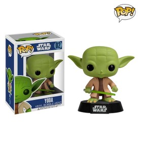 FUNKO POP! Star Wars Yoda