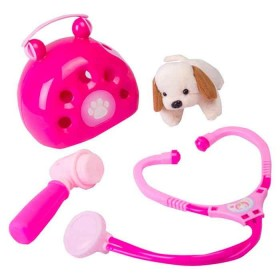 MY PET PLAYSET Kit veterinario con perrito