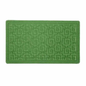 Tapete Decorativo FREEHOME Laberinto 45 x 75 Verde