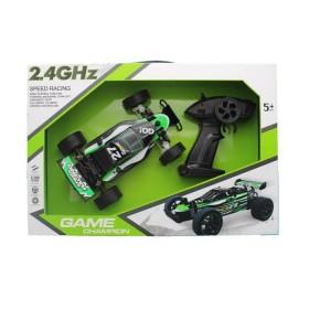 RW Vehículo a Control Remoto Speed Run Bólido 1:20 verde