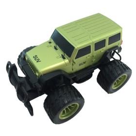 RW Vehículo a control remoto Suv escala 1:12 Verde