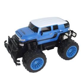 RW Vehículo radio control escala 1:8 RTR pickup azul