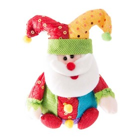 NAVIDAD Colgante Santa Claus de 6.5 cm