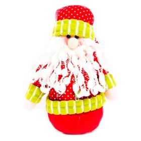 NAVIDAD Santa Claus parado de 9 cm